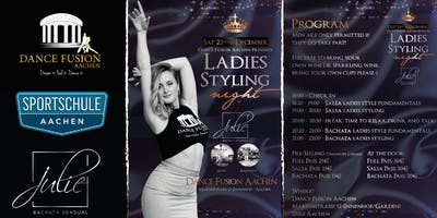 Ladies Styling Bootcamp with Julie (Salsa / Bachata)