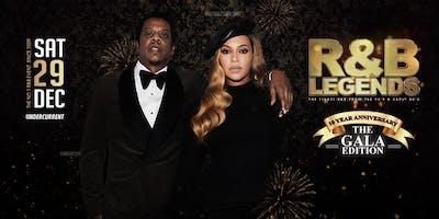 R&B Legends 10 Year Anniversary