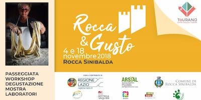 Rocca‹Gusto #2018 - Camminando tra Storia e Natura