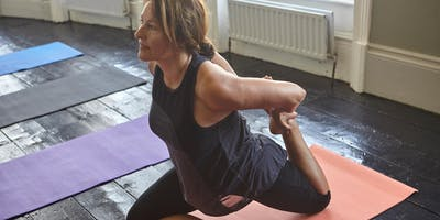 Morning Yoga Flow Classes (Wednesdays @10am)