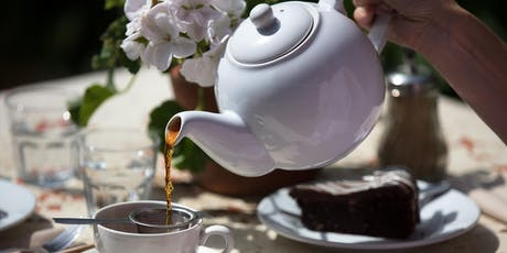 Exploring Tea at Petersham Nurseries tickets
