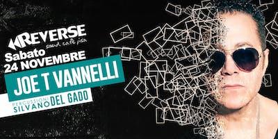 JOE T Vannelli & Silvano Del Gado  • Reverse Sound Cafè Pisa