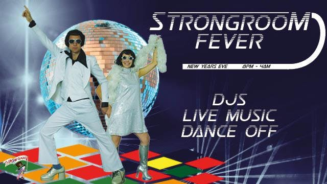 Strongroom Fever: NYE Party