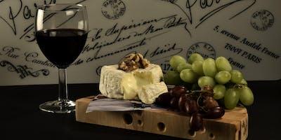Vins et fromages de la Fondation du CABVR