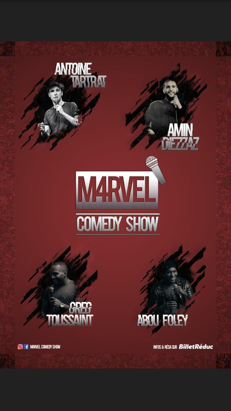 Marvel comedy show