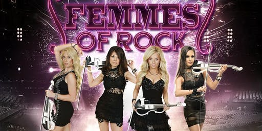 Femmes of Rock featuring Bella Electric Strings