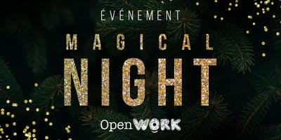 Magical Night : soirée de fin d\