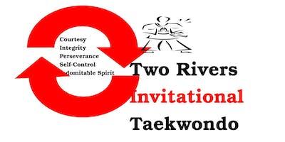 24th Annual Two Rivers Invitational Taekwondo Tournament
