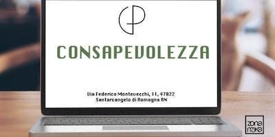 Workshop Consapevolezza - ZonaMoka - Corso di web marketing, social media e content editor