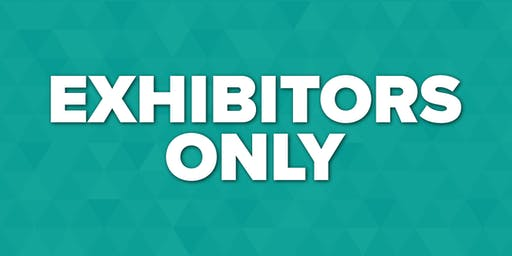 Expozoo 2019 - Exhibitor Badge Registration