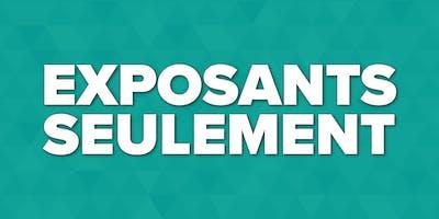 Expozoo 2019 - Inscription pour passes exposants
