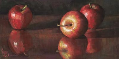 """3-Day UART Workshop with Alain Picard: """"Painterly Techniques on UART"""""""