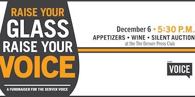 Denver VOICE - Raise Your Glass, Raise Your VOICE Holiday Event