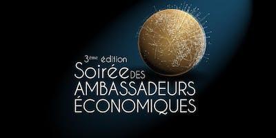 Soirée des Ambassadeurs Économiques 3ème édition