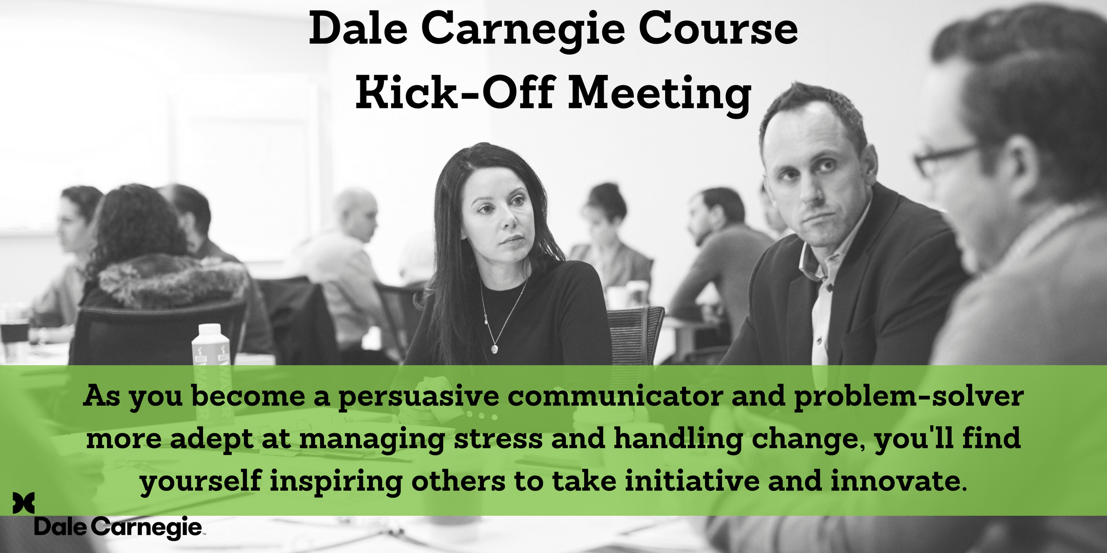 Dale Carnegie Course® - Kick-off (St. Catharines)