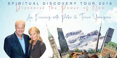 Spiritual Discovery Tour 2019 - Lethbridge