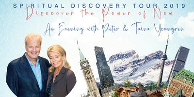 Spiritual Discovery Tour 2019 - Red Deer