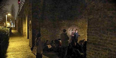 Valentines night ghost exploration in Wapping
