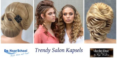 Trendy Salon Kapsels