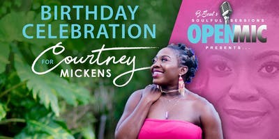 Courtney Mickens Birthday Celebration