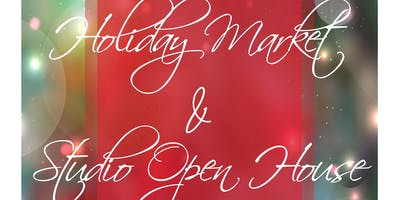 Holiday Market & Studio Open House