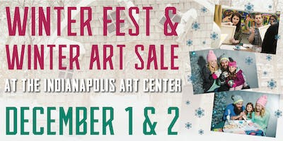 Winter Fest at the Indianapolis Art Center