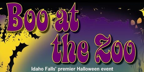 Boo at the Idaho Falls Zoo 2019 tickets