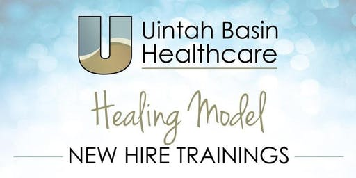 Healing Model Training for UBH New Hires