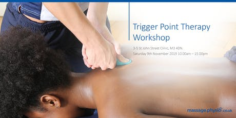 Trigger Point Therapy Workshop - Massage Therapy Workshop tickets