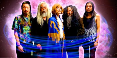 Acid Mothers Temple & the Melting Paraiso U.F.O. with Yamantaka // Sonic Titan