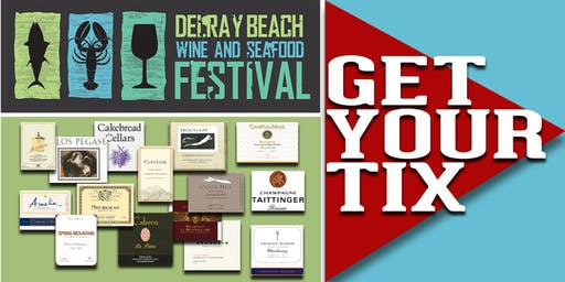 Delray Beach Wine Seafood Fest Food And Pairing Seminars