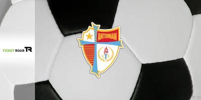 Antonian vs Burbank JV/Varsity Soccer (Girls)