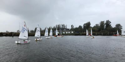 Voorjaars Training  Optimist JWZ DEMO