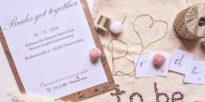 Brides get together