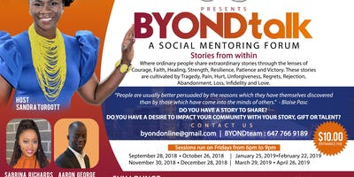 BYONDtalk- THE POWER OF NETWORKING