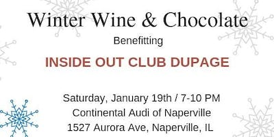 Winter Wine & Chocolate Benefitting Inside Out Club DuPage