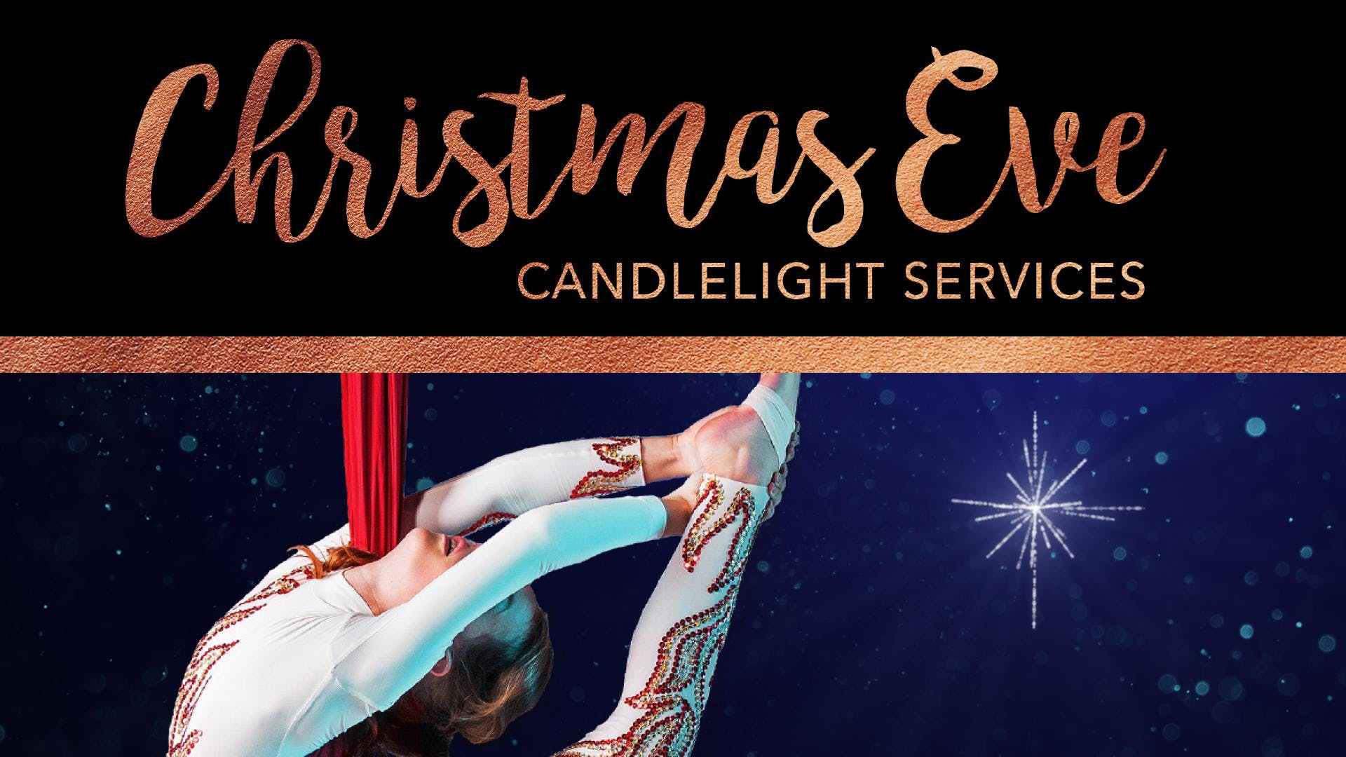 Christmas Candlelight Services | Living Word Mesa