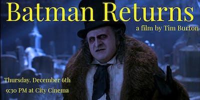 Film Screening: Batman Returns (Tim Burton, 1992)