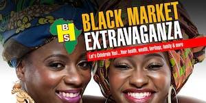 Black Market Extravaganza - Saturday 1st December 2018