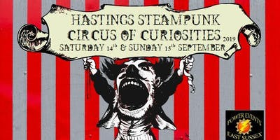 Hastings Steampunk Circus of Curiosities