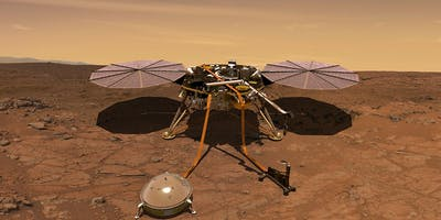 The InSight Mission to Mars: Getting to the Heart of the Red Planet