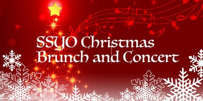 South Saskatchewan Youth Orchestra (SSYO) Christmas Brunch and Concert