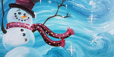 An Evening With Paintergirl~ Welcome Frosty!~ ALL AGES EVENT