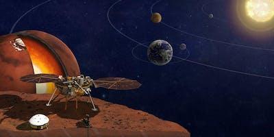 InSight is landing on Mars!