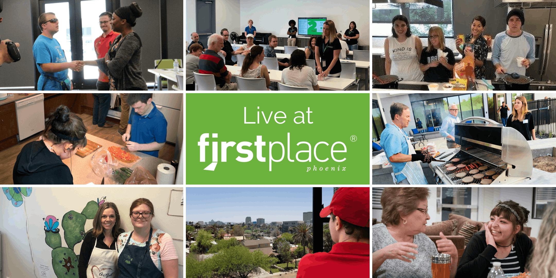 Explore First Place–Phoenix - December 13