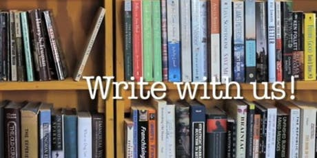 Write me, I'm Yours Writing Circle tickets