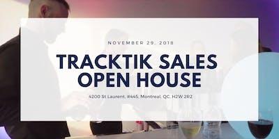 TrackTik Sales Open House