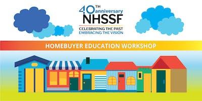 Homebuyer Education Workshop - Spanish