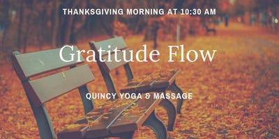 Thanksgiving Day Gratitude Yoga Flow
