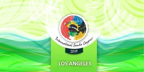 International Samba Congress Los Angeles 2019 tickets